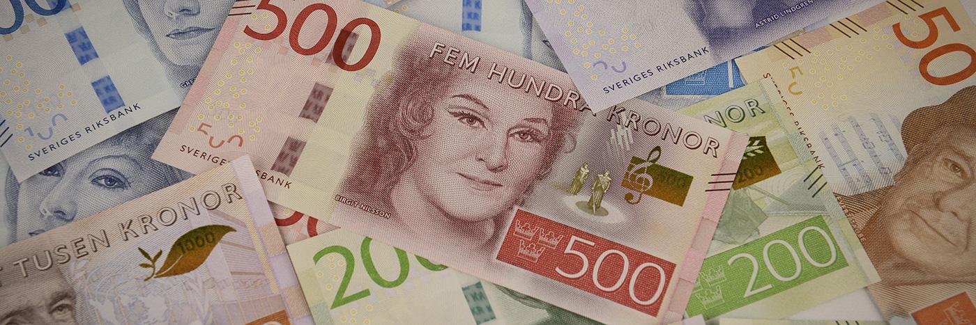 Den nya 500 kronorssedeln pryds av Birgit Nilsson